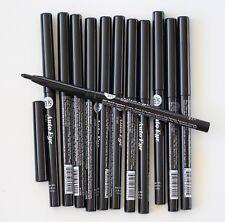 12 pencils - AA01 BLACK NK NICKA K Auto Retractable EYE LINER Pencil