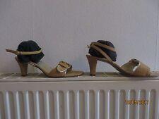Jasper Conran Sandals size 39/UK 6 Beige