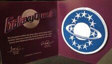 Loot Crate December- Galaxy; Galaxy Quest Emblem Patch Prop Replica