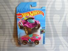 2018 HOT WHEELS ''STREET BEASTS'' #221 = BEAT ALL = PINK ,int