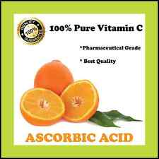 L-ASCORBIC ACID 250g PURE VITAMIN C BEST AVAILABLE QUALITY
