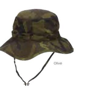 Dorfman Pacific Crank Cotton Boonie Hat