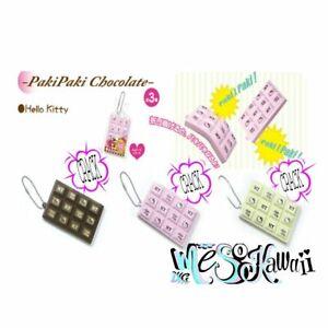 Hello Kitty Paki Paki Cracking bar squishy