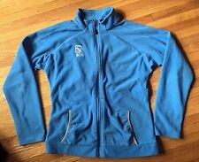 SIERRA DESIGNS SCA Fleece Jacket, Medium Thumb Loops, Student Conservation Assoc