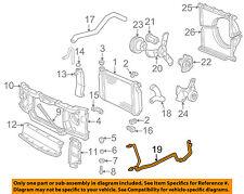 GM OEM Radiator-Cooler Pipe 15053318