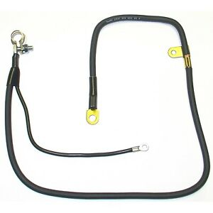 Battery Cable Negative Standard Motor Products A40-4CLT