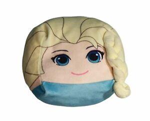 "Disney Frozen Elsa 4.5"" Cubd Collection Soft Plush Stuffed Cube NWT"