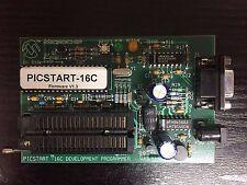 Microchip Pictstart 16C