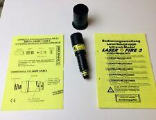 IR Strahler für Nachtsichtgerät Laser Fire 3 + Dimmer von Gutzeit