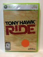Tony Hawk Ride xbox 360 Game only