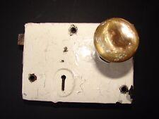 Antique Door Mechanism Gwo no key