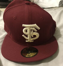 New Era Florida State 59fifty Fitted Hat Size 7 3/8