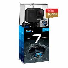 GoPro HERO7 Black incl 32GB SD Karte