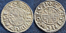More details for aethelred 11 hammered crux type silver penny s1148 speting on london #924