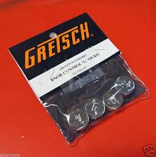 Gretsch Gold Arrow  Guitar Knobs - Set of 4
