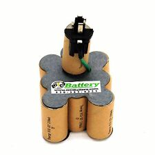 DeWALT 12Volt DC9071 DW9071 12V Battery Replacement Internals Tenergy 2.2Ah NiCd