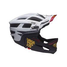 casco gringo de la sierra integrale bianco URGE bici