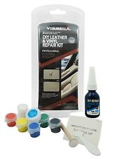 DIY Leather Repair Kit - Professional Restoration Kit  - Couch Car Seat Repair