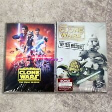 Star Wars The Clone Wars Complete Series Season 6 & 7 (DVD, 6 Disc set) New!!