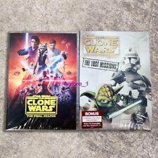 Star Wars The Clone Wars Complete Series Season 6 & 7 (Dvd, 6 Disc set) New!