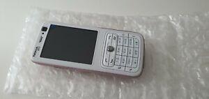 ORIGINAL Nokia N73 - WHITE PINK (Unlocked) Smartphone