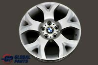 "BMW X3 Series E83 Rear Alloy Wheel Rim 18"" Y-Spoke 114 9J ET:51 3401203"