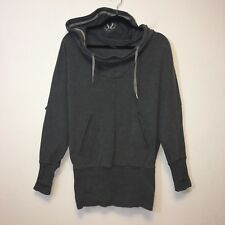 Lululemon Womens Size 4 Gray Flashback Pullover Hoodie