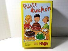 Pustekuchen Spiel Kinder Geschicklichkeitsspiel Kinderspiel Konzentration