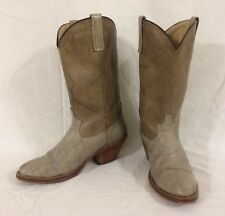 114af45c Мужской темно-серый серый Dingo кожаные ковбойские ботинки размер 7-1/D  стиль 5904