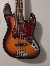 Fender Deluxe Active Jazz Bass 5 string