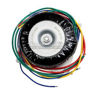 Douk Audio 115V/230V 50W Power Transformer For Tube Phono Pre-Amplifier HiFi DIY