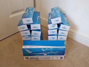 24x Job Lot KLM Boeing 787-9 Dreamliner Models 1:250 Scale Premier Planes NEW