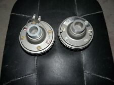 "A Pair Electro-Voice Model 1823 Heavyduty Horn Driver 8 Ohm 13/8"" Throat"