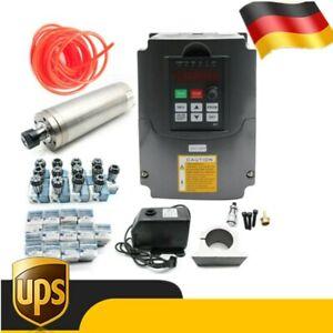 2,2 kW Spindelmotor für DIY CNC Fräsfräser und Frequenzumrichter VFD