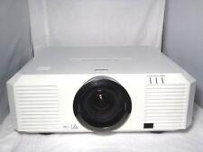 Mitsubishi UL7400U WUXGA Large Venue Projector 5000 lumens HDMI 1080p 1129hours