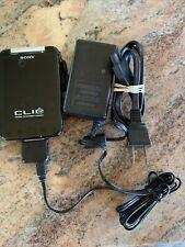New ListingSony Peg-Sj33/U - Clie Pda 16-Bit Color Lcd Palm Os 4.1 16Mb Mp3 - Preowned
