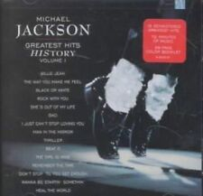 Michael Jackson Greatest Hits Pop Music CDs & DVDs