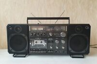 BOOMBOX SANYO M9998LU Vintage Excellent Condition Huge Rare Loudness
