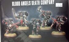Warhammer 40K Space Marine BLOOD ANGELS DEATH COMPANY Squad (5 man unit) New