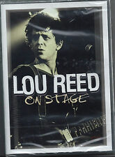 "LOU REED - ""ON STAGE""  (VERY RARE LIVE DVD...APRIL 19TH, 1980)  (NEW & SEALED!!)"