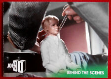 JOE 90 - BEHIND THE SCENES - Card #51 - GERRY ANDERSON COLLECTION - Unstoppable