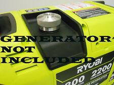 Ryobi Ii Ryi2200a Inverter Generator Extended Run Fuel Cap New Style 1 34