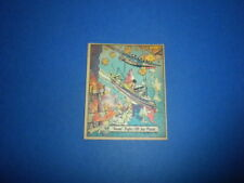 WAR GUM trading card #27 Gum Inc 1941/1942, Philadelphia, Pa - Printed in U.S.A.