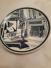 Contemporary Decorative Plate