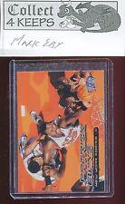 1999-00 Fleer Ultra #26 Patrick Ewing (HoF New York Knicks)