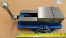 """100mm (4"""") Machine Vice with Swivel Base - 120mm opening - QM16100"""