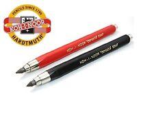 KOH-I-NOOR MECHANICAL PENCIL CLUTCH LEAD HOLDER VERSATIL 5.6 mm 5347, BLACK, RED
