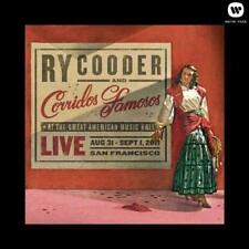Ry Cooder & And Corridos Famosos - Live In San Francisco (NEW CD)