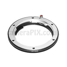 LR-EOS Mount Adapter Ring Fits For Leica R Lens To Canon 5D 6D 7D 77D 80D 90D UK
