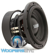 "SUNDOWN AUDIO U-10 D4 10"" SUB 1500W RMS DUAL 4-OHM SUBWOOFER BASS SPEAKER NEW"
